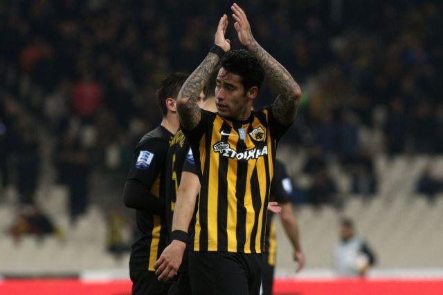 Μένει στην ΑΕΚ μέχρι το καλοκαίρι ο Αραούχο | tovima.gr