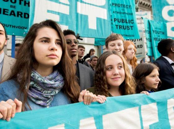 Παιδιά και έφηβοι βάζουν «στο σκαμνί» του δικαστηρίου τις ΗΠΑ | tovima.gr