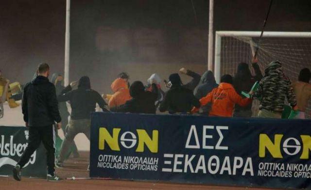 ΑΠΟΕΛ: «Πάρτε μέτρα», σύλληψη 17χρονου | tovima.gr