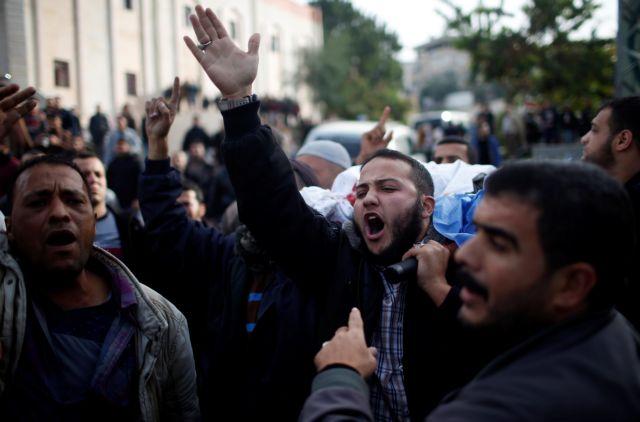 Εκρυθμη η κατάσταση στη Μ.Ανατολή: Δύο Παλαιστίνιοι νεκροί από έκρηξη στη Γάζα | tovima.gr