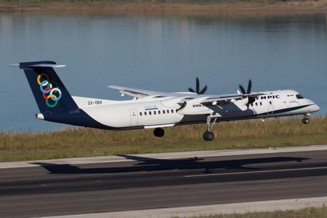 Τροποποιήσεις πτήσεων της Olympic Air την Πέμπτη | tovima.gr