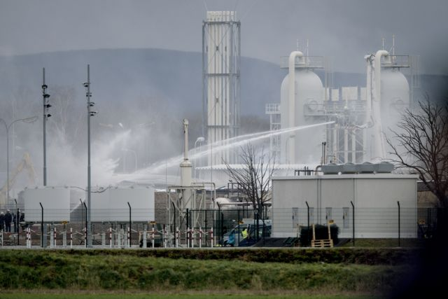 Αυστρία: Σε λειτουργία ο κόμβος φυσικού αερίου μετά την έκρηξη | tovima.gr