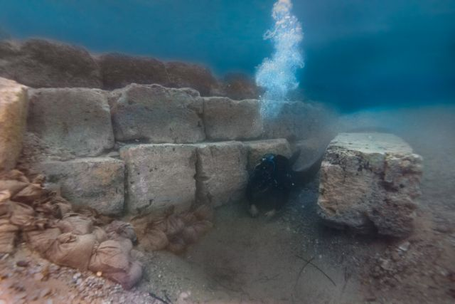 Αρχαίο Λιμάνι Λεχαίου: Τι δείχνουν οι έρευνες για το 2017 | tovima.gr