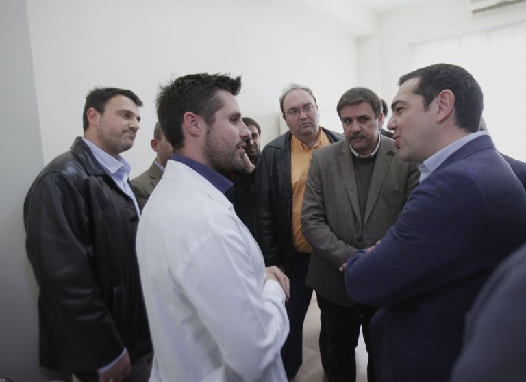 Συμβασιούχοι των ΟΤΑ αποδοκίμασαν τον Αλέξη Τσίπρα [Βίντεο] | tovima.gr