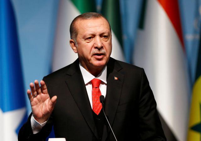 Le Figaro: Ο Ερντογάν θέλει να γίνει ο νέος ηγέτης του παλαιστινιακού | tovima.gr