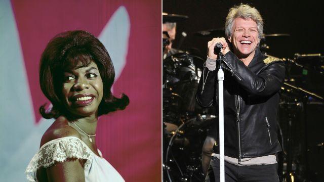 Νίνα Σιμόν και Bon Jovi μπαίνουν στο πάνθεον της ροκ-εν-ρολ | tovima.gr