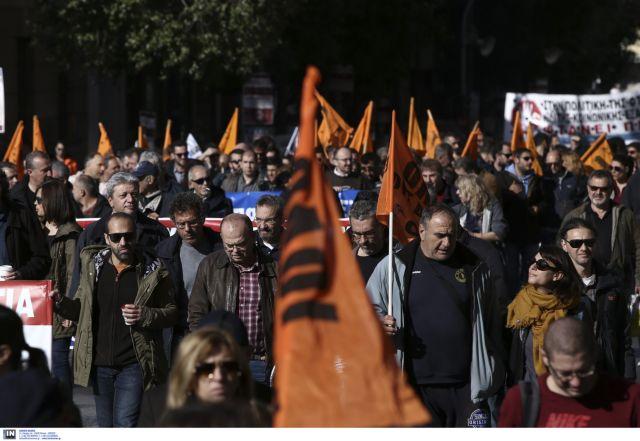 Μπαράζ κινητοποιήσεων φέρνει η διάταξη για τις απεργίες | tovima.gr