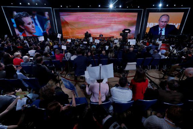 Μοναδικός εγγυητής σταθερότητας στη Ρωσία εμφανίστηκε ο Πούτιν | tovima.gr