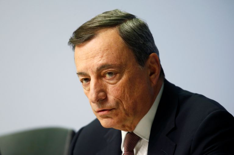 Draghi: Up to Greece to decide if it wants a fourth bailout | tovima.gr