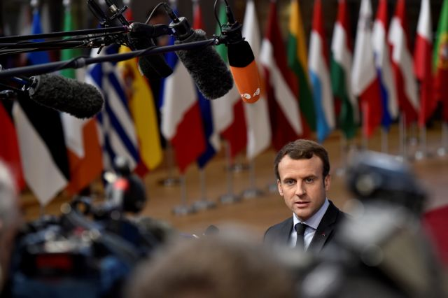 Εμανουέλ Μακρόν, ηγέτης με αστερίσκο ο γάλλος Πρόεδρος | tovima.gr