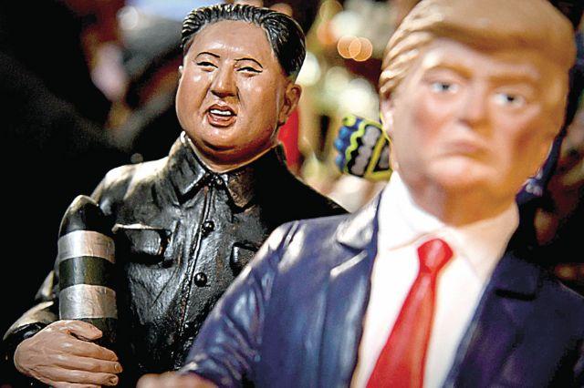 Σιγή ιχθύος από την Β. Κορέα λίγο πριν το ραντεβού Τραμπ-Γιονγκ Ουν | tovima.gr