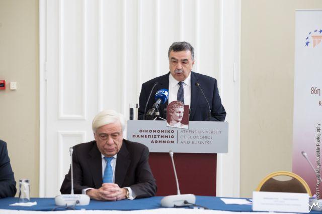 Με ομιλία Πρ. Παυλόπουλου ξεκίνησε η 86η Σύνοδος των Πρυτάνεων   tovima.gr