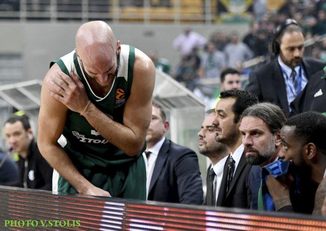 Νοκ-άουτ ο Καλάθης, χάνει τρία παιχνίδια στην Ευρωλίγκα   tovima.gr