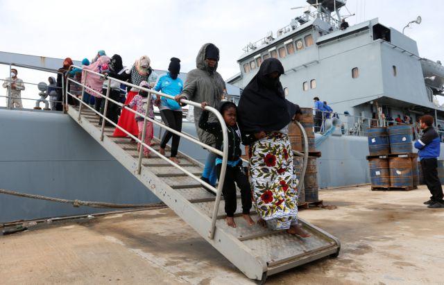 Διάσωση 330 μεταναστών κοντά στα χωρικά ύδατα της Λιβύης   tovima.gr