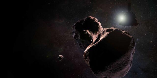 Ο αστεροειδής που θα επισκεφθεί το New Horizons | tovima.gr