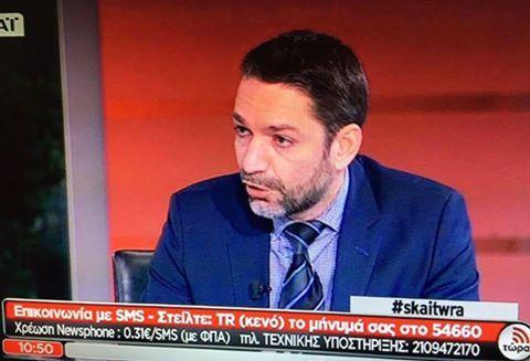 Πέθανε ο δημοσιογράφος Βασίλης Μπεσκένης | tovima.gr