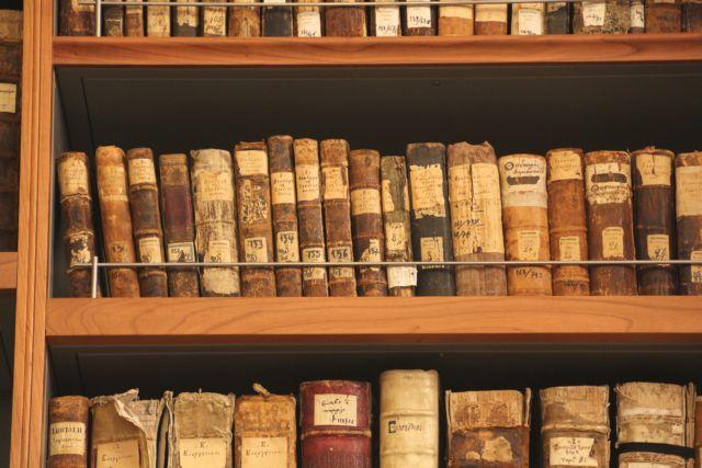 Επίσημα αποκαλυπτήρια της μεγάλης Βιβλιοθήκης της Ιεράς Μονής Σινά | tovima.gr