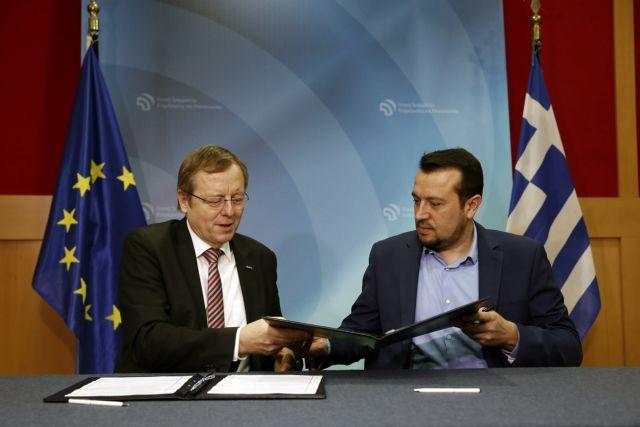 Μνημόνιο συνεργασίας με την Ευρωπαϊκή Διαστημική Υπηρεσία | tovima.gr