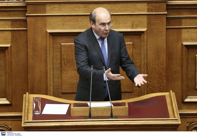 Κ. Χατζηδάκης: Αντί να ζητήσετε συγγνώμη, βγάζετε τη γλώσσα | tovima.gr