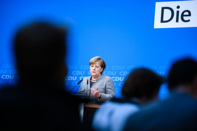 SPD: Δεν είναι δεδομένος ο μεγάλος συνασπισμός στη Γερμανία | tovima.gr