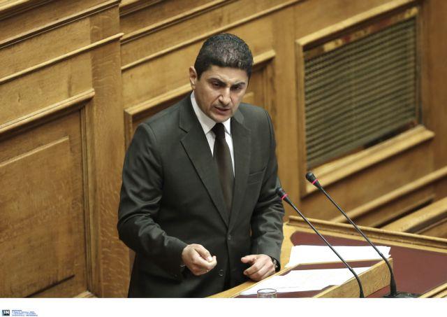 Αυγενάκης: Η κυβέρνηση συνεχίζει τη θεσμική της κατρακύλα | tovima.gr
