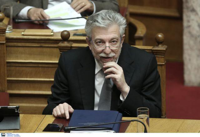 Κοντονής προς Δικαιοσύνη: Να δούμε ποιος θα κουραστεί…   tovima.gr