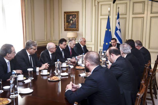 Στη μέγγενη ΕΚΤ και Μαξίμου οι τράπεζες   tovima.gr