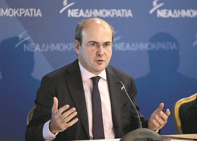 «Η Ελλάδα δεν θα πάει μπροστά με σημειωτόν» | tovima.gr