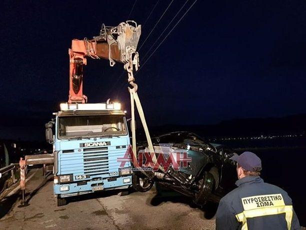 Μεσολόγγι: Οδηγός παρέσυρε ψαρά και βρήκε τραγικό θάνατο | tovima.gr