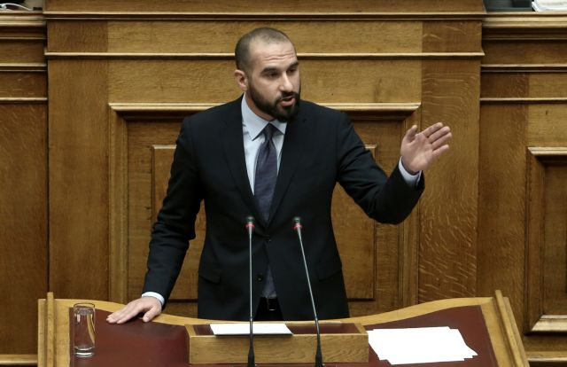 Τζανακόπουλος υπέρ συναινέσεων για το όνομα της πΓΔΜ | tovima.gr