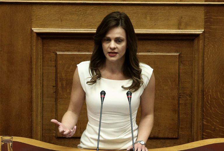 Αχτσιόγλου κατά ΚΚΕ για απεργίες: Σκορπίζετε την ηττοπάθεια στους εργαζομένους | tovima.gr