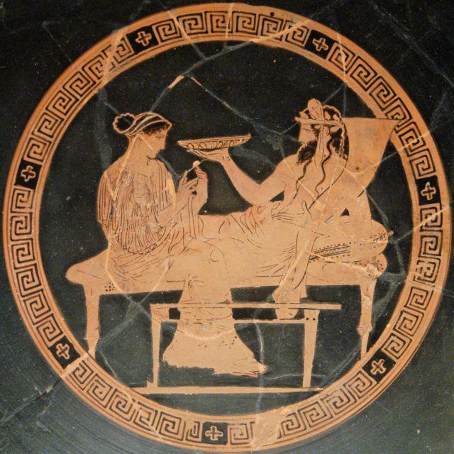Τι έτρωγαν και τι έπιναν οι αρχαίοι; | tovima.gr