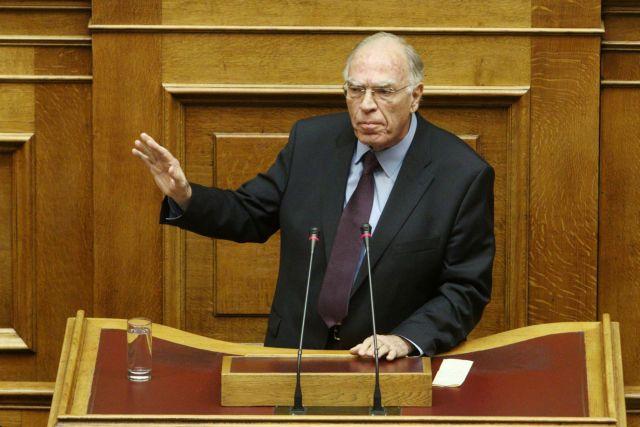 Ένωση Κεντρώων: Θα στηρίξουμε την εθνική προσπάθεια για τις συντάξεις | tovima.gr