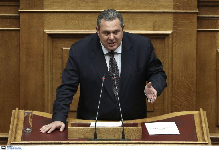 Καμμένος: Η καθαρή έξοδος δεν θα ήταν δυνατή αν οι ΑΝΕΛ ακούγαμε τις σειρήνες των όψιμων Μακεδονομάχων | tovima.gr