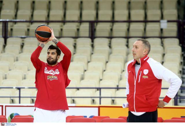 Ολυμπιακός: Αμφίβολος ο Πρίντεζης για το ματς με την ΤΣΣΚΑ   tovima.gr