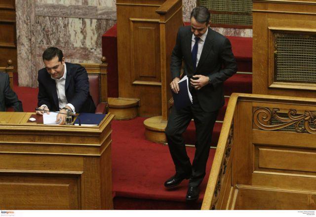 ΣΥΡΙΖΑ: Ο Μητσοτάκης φοβάται μια προοδευτική αναθεώρηση Συντάγματος | tovima.gr