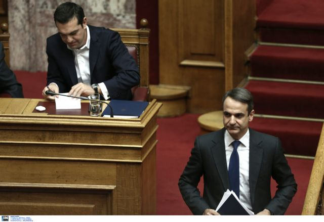 Οξύνεται καθημερινά η αντιπαράθεση Κυβέρνησης – Αξιωματικής Αντιπολίτευσης | tovima.gr