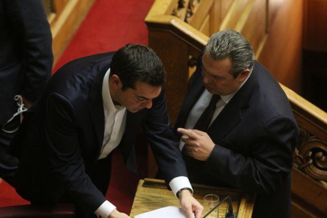 Στα «γρανάζια» του προβλήματος με την πΓΔΜ η κυβέρνηση | tovima.gr
