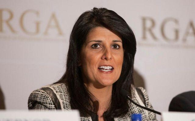 Απειλούν οι ΗΠΑ όσους διαφωνούν με την αναγνώριση της Ιερουσαλήμ | tovima.gr