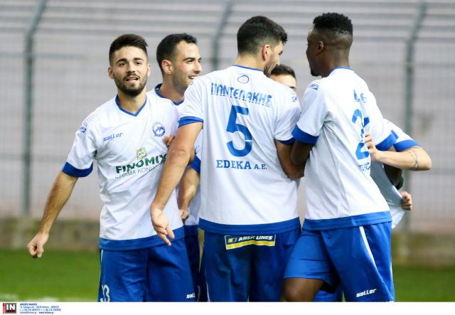 Football League: Νίκη 2-0 για τον Κισσαμικό | tovima.gr