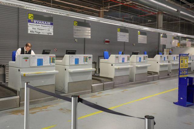 Στάση εργασίας από τους πιλότους της Ryanair στη Γερμανία   tovima.gr