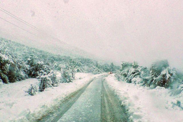 Επιδείνωση του καιρού από το βράδυ του Σαββάτου – Που θα χτυπήσει η κακοκαιρία – Χιονοπτώσεις και παγετός την παραμονή των Χριστουγέννων | tovima.gr