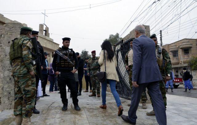 Κλίμα φόβου για τους χριστιανούς του Ιράκ | tovima.gr