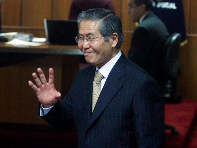 Περού: Ο πρ. πρόεδρος Φουχιμόρι ζήτησε «συγγνώμη» | tovima.gr