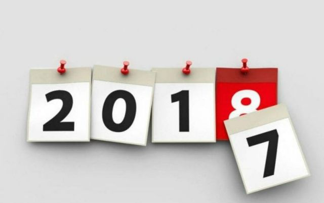 Οι αργίες του 2018   tovima.gr