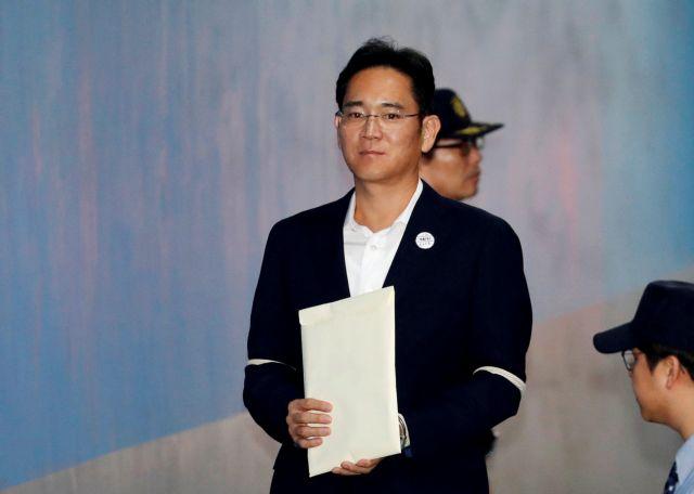 Αντιμέτωπος με κάθειρξη 12 ετών ο αντιπρόεδρος της Samsung | tovima.gr