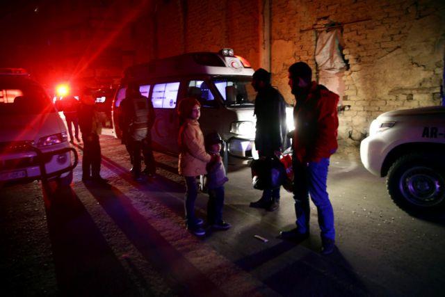 Συρία: 12 άμαχοι σκοτώθηκαν σε νέα επιδρομή κατά του ISIS   tovima.gr