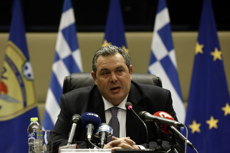 Καμμένος: Δεν ψηφίζω το όνομα Μακεδονία – Να συγκληθεί Συμβούλιο Πολιτικών Αρχηγών | tovima.gr