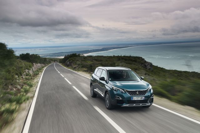 Peugeot 5008 1.6 BlueHDi: Μεγέθυνση ουσίας | tovima.gr
