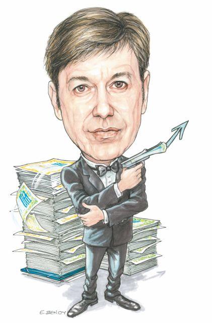 Στέλιος Παπαδόπουλος: Οι αγορές θέλουν σιγουριά για τράπεζες και επενδύσεις | tovima.gr